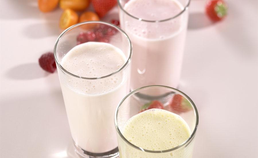 Использование гидроколлоидов в напитках и продуктах