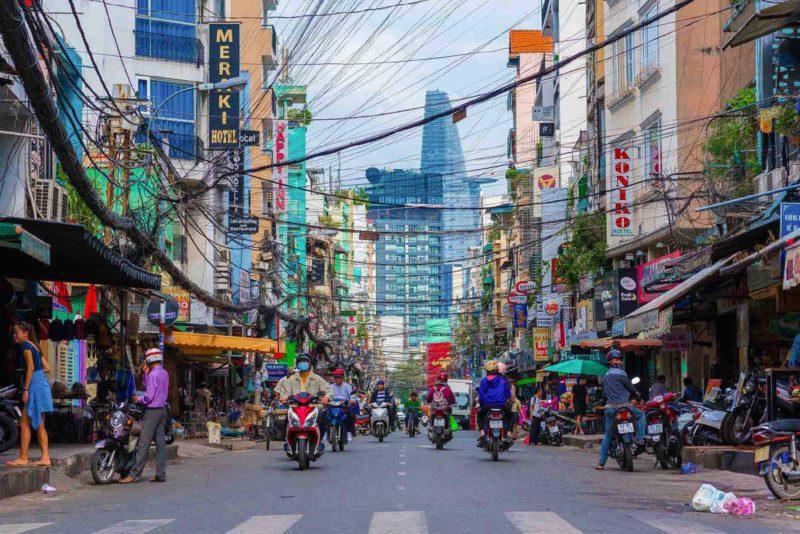 Потребление мяса и пива во Вьетнаме