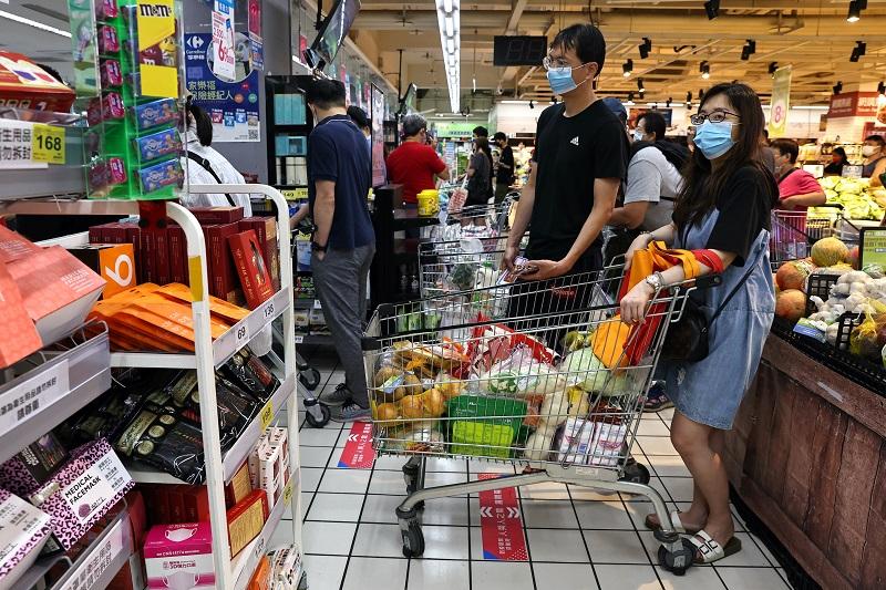Изменение структуры потребления в APEC