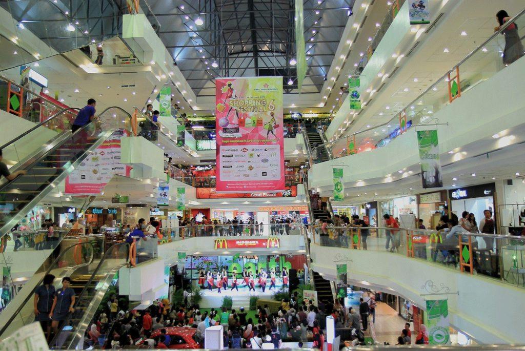 Рынок продуктов питания и напитков в Индонезии