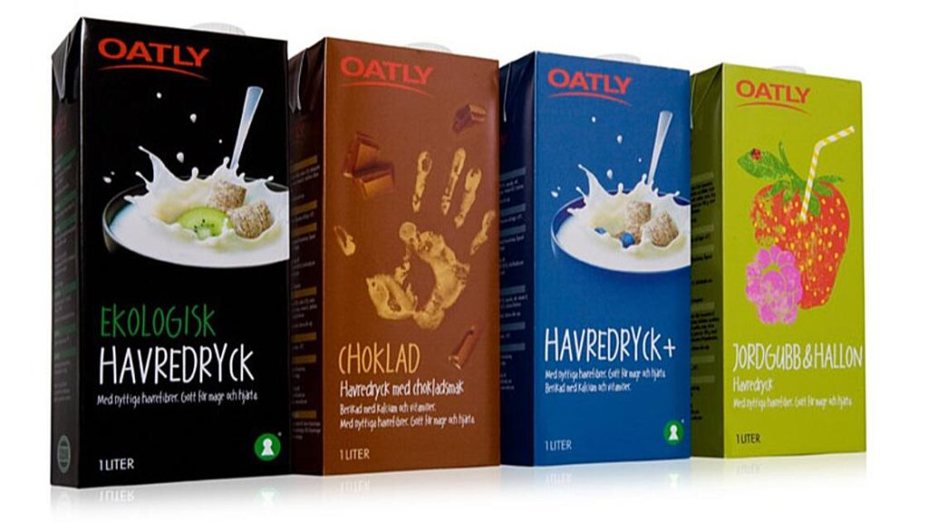 История успеха бренда Oatly