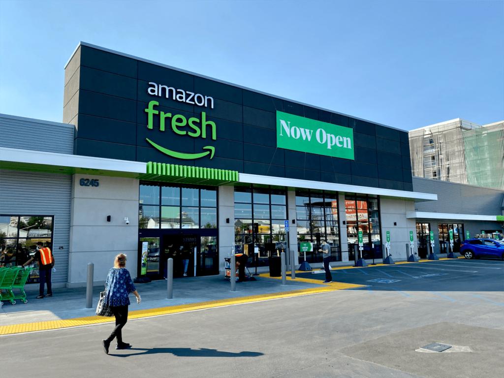 Amazon Whole Foods Fresh