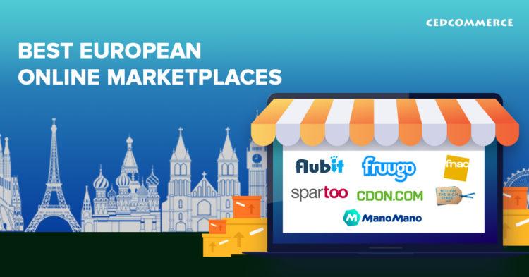 Онлайн маркетплейсы в Европе