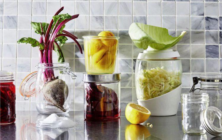 Использование ферментации в продуктах питания