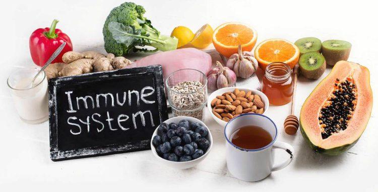 поддержание иммунитета