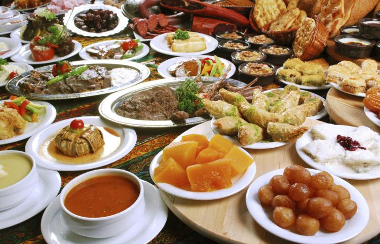 Структура потребления продуктов питания в Бахрейне: характеристика и прогноз