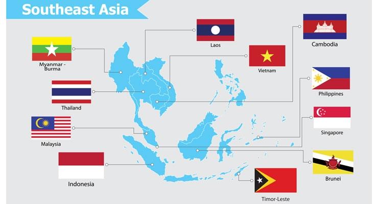 Маркетплейсы Юго-Восточной Азии