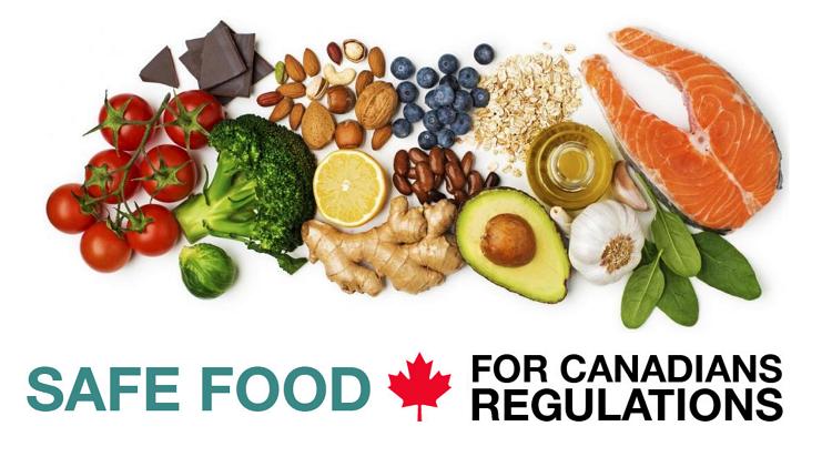 Требования при импорте в Канаду